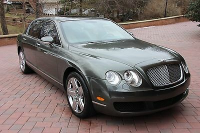 2006 Bentley Continental Flying Spur  2006 Bentley Continental Flying Spur