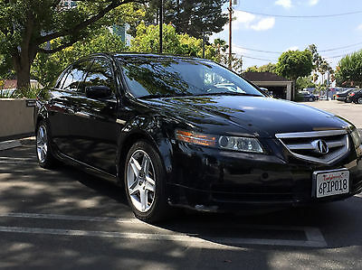 2005 Acura TL Premium 4 door Sedan with Navigation 2005 Acura TL FULLY LOADED  (Check Engine Light On) - NO RESERVE!!!! BID FREELY!