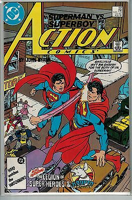 Action - 591 - DC - August 1987