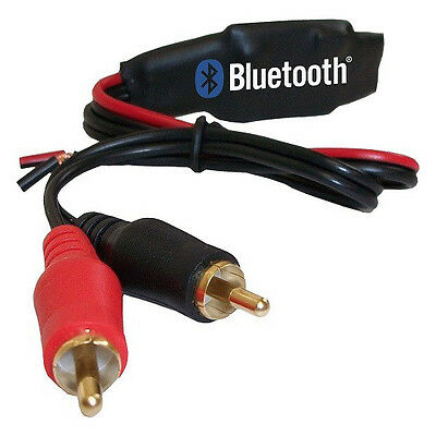 Millenia BTREC Blootooth Adapter for Car Boat Stereos Radios Clarion