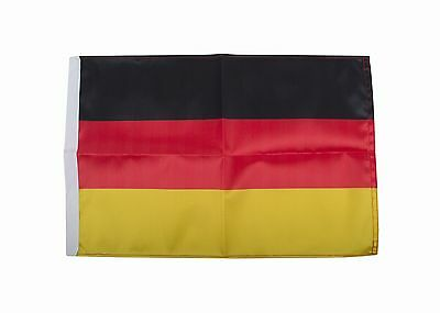 German Courtesy Flag For Boats