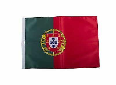Portuguese Courtesy Flag For Boats