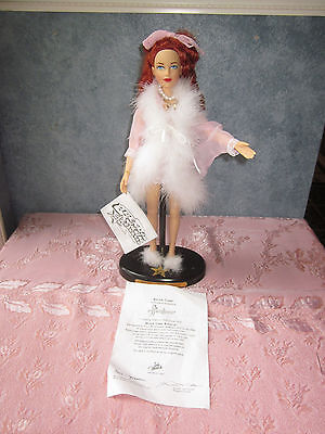 Effanbee BRENDA STAR DOLL by DALE MESSICK in PINK LINGERIE