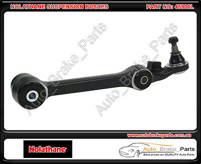 NOLATHANE Front Left Lower Control Arm suits HOLDEN COMMODORE VT Series 2 45906L