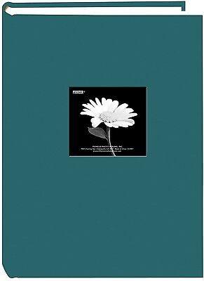 Pioneer Photo Albums 300 Pocket Teal Fabric Frame Cover Album (Pack Of 2) New