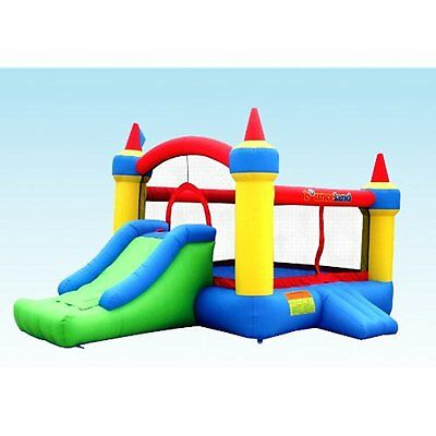 Inflatable Bouncers Bounceland Mega Castle Inflatable Bounce House Bouncer
