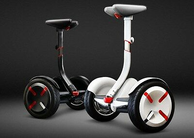 Ninebot Mini Pro the smallest Segway style personal scooter-ship from Sydney