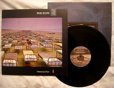 PINK FLOYD - A MOMENTARY LAPSE OF REASON - ANNO 1977 - 1° Stampa Italiana - EX+