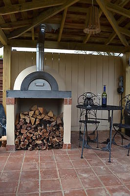 Wood Fired Pizza Oven..Full Deluxe Kit includes Insulation/Door etc