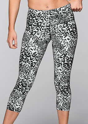 NEW Womens Lorna Jane Activewear   Jaguar Core 7/8 Tight