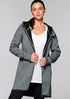 NEW Womens Lorna Jane Activewear   Top Up Hooded Jacket