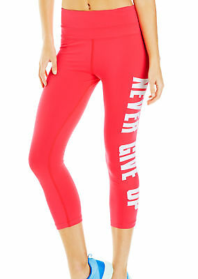 NEW Womens Lorna Jane Activewear   Never Give Up 7/8 Tight