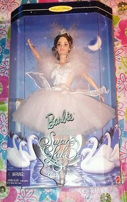 Barbie swan lake doll classic ballet series collectors