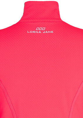 NEW Womens Lorna Jane Activewear   Saya Excel Zip Through
