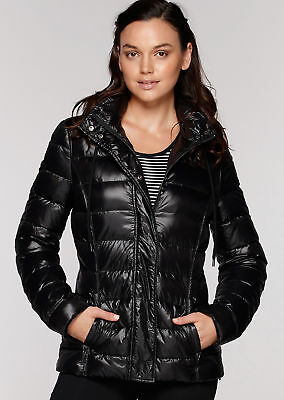 NEW Womens Lorna Jane Activewear   Ultimate Winter Jacket