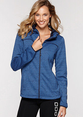 NEW Womens Lorna Jane Activewear   Classic Luxe Active Jacket