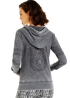 NEW Womens Lorna Jane Activewear   Peekaboo Hoodie