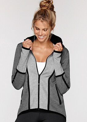 NEW Womens Lorna Jane Activewear   Electric Luxe Active Jacket