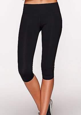 NEW Womens Lorna Jane Activewear   Skye Core Stability 3/4 Tight