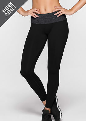NEW Womens Lorna Jane Activewear   In The Zone F/L Tight