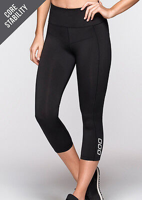 NEW Womens Lorna Jane Activewear   Lux Ultimate Support 7/8 Tight