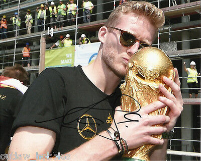 Germany Andre Schurrle Autographed Signed 8x10 Photo COA A