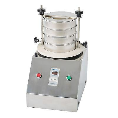 4 Layer Powder Sifting Machine Lab Sieve Shaker Vibrating Shaker Filter