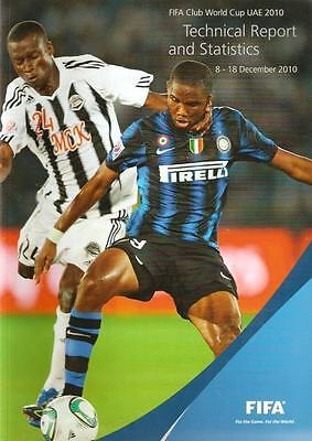 Technical Report and statistics of FIFA Club World Cup UAE 2010