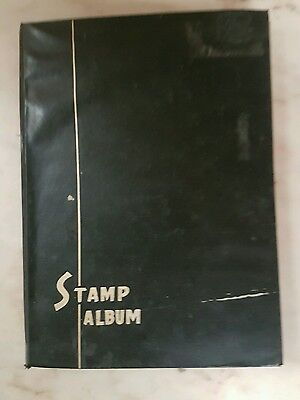 World stamp collection - in 18 page stockbook mint and used - lot 1