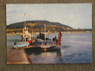 Kessock Ferry At Black Isle
