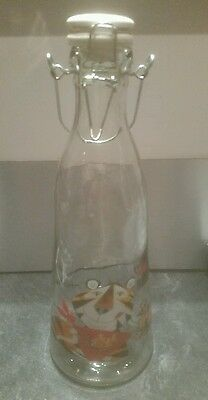 Vintage Kellogs Frosted Flakes Collectable Bottle