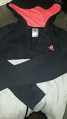 boys adidas hoody Age 13-14 Years