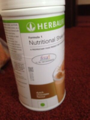 Herbalife Formula 1 Shake Dutch Chocolate 500gms Asian Version Read Description