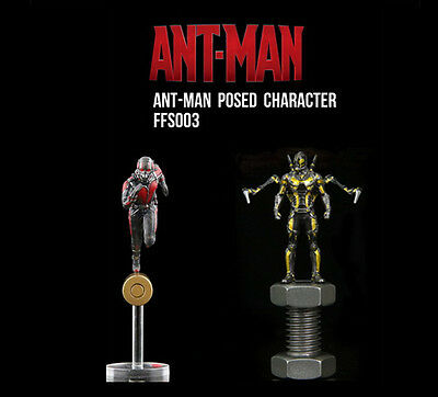 King Arts  6.5CM FIGURE ANT-MAN YELLOWJACKET POSED CHARACTER   Movie Doll toys