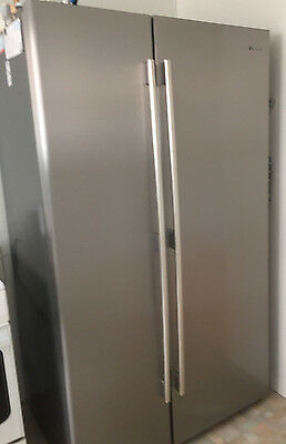 Westinghouse WSE7000SF 700 Litre Side by Side Refrigerator