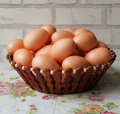 Artificial Lifelike Simulation Chinese Fake Eggs Vegetable SS
