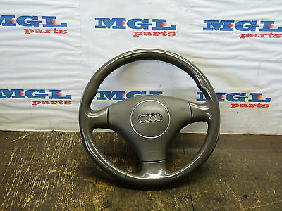 Audi A4 B6 2.5 Tdi Cabriolet Steering Wheel With Airbag 8E0419091As  02-05