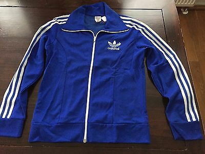 Vintage Adidas  Jacket. 1980's Rare Made in Thailand D4 Deadstock
