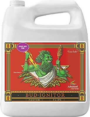 Bud Ignitor 500ml - Advanced Nutrients Flowering Booster OFFICIAL NOT DECANTED