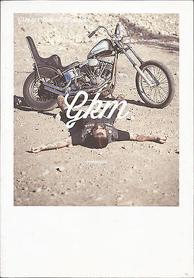 * GREASY KULTURE MAGAZINE #43 triumph harley panhead knuckle GKM DicE*