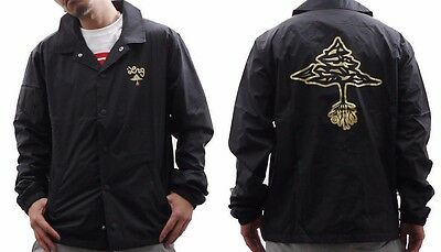 "LRG Coach Jacket ""Throwback"" in black, size: XL"