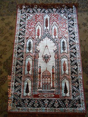 Beautiful prayer mat