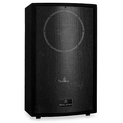 """Malone Pw-Mon-12A Active 12"""" Speaker Karaoke Party 550W Rms 2-Way Stage Monitor"""