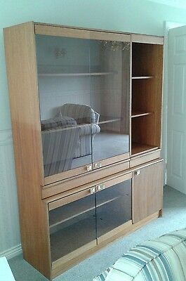 Large Display Cabinet / Wall Unit