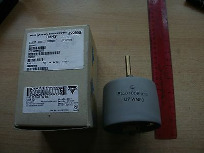 Rheostat (variable) made by Vishay P150 series P150 50 100R 10% ANK     Z820