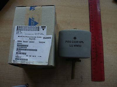 Rheostat (variable) made by Vishay P150 series P150 50 220R 10% ANK Z821