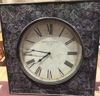 Wall Clock-ANTIQUE STYLE-large