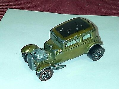 Hot wheels classic 32 Ford Vicky Mattel 1968 Gold