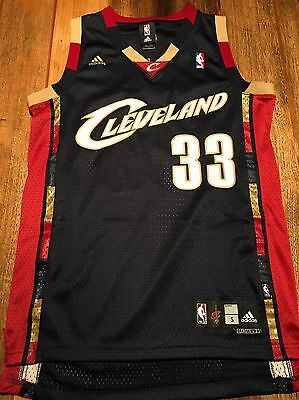 Adidas NBA Cleveland Cavaliers Shaquille O'Neal basketball jersey