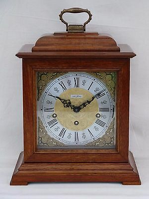 Hermle, Seth Thomas 8Day Solid Oak Westminster Bracket Mantle Mantel Chime Clock